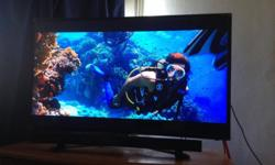 Samsung Led tv 46 inches, used for one year. I also
