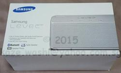 Samsung Level Box Mini Bluetooth Speakers. Brand new.