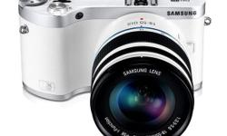 I have a 2 mth old Samsung NX300 camera for sale. Very