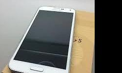 Samsung S5 White - 16GB Comes in full accessories with