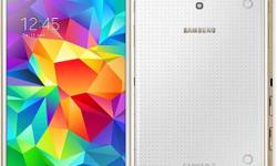- only at $450 nego - Samsung tab S white colour -