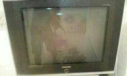 "29""Samsung Slim Fit Tv for sale. Still working"