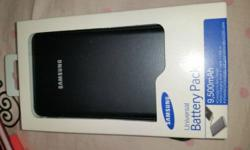 1pc samsung orginal battery pack (9500mAh) for sale