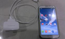 Samsung Galaxy Note 2 LTE 16GB, local set. GT-N7105