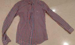 Hi, for sale this BRAND NEW casual & classy shirt from
