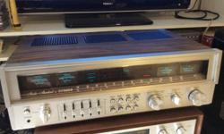 I have some very nice vintage receivers for sale. All