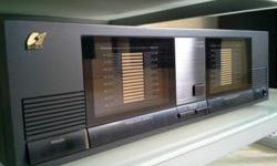 Sansui Power Amplifier B-3000 selling at $280. Power