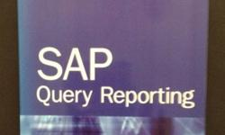Paperback in perfect condition. SAP Query Reporting is