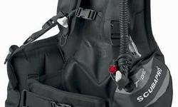 Used Scubapro BCD T1, very good conditions size SSX,