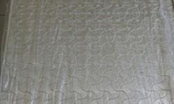 Used Seahorse mattress for sale. Please contact for