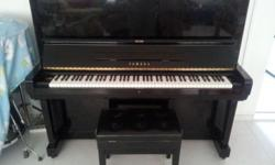 Second-hand piano used for 2 years. Brand - Yamaha