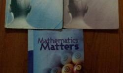 Pic 1: Discovering Mathematics 2A (Exp), used - $5