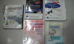 Hi guys! i have some books from secondary school. They