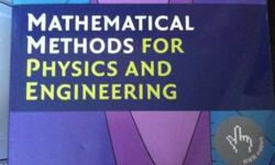 Mathematical methods for physics and engineering please