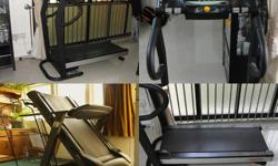 - Aibi Gym (Model : LT-1295) Foldable Motorised