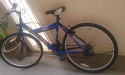 Seldom used bike and in good condition selling at $85.