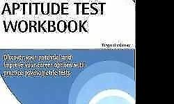 SelfHelp The Aptitude Test Workbook: Discover Your