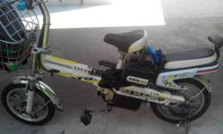 Sell my electric bike SUV 7 good batt 48V with trottle
