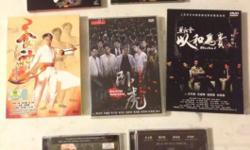 Selling Top HK Movie Bundle Combo Includes -Hong Kong