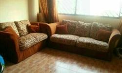 sofa condition is ok... If u want u can change the