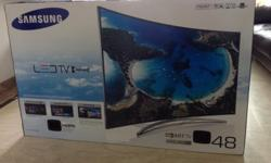 New brand samsung smart 48 inch o led curved tv of 8000
