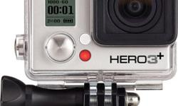 Selling GoPro hero 3+ silver edition. It's absolutely
