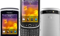 Hi all, I'm selling a set of silver Blackberry Torch