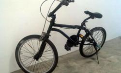 Selling a used BMX bicycle ( bicycle lock not inclube)