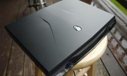 Selling off my old Alienware M14x Still in good