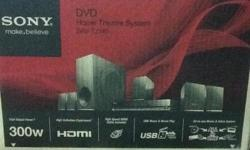 Selling Brand New Sony DAV-TZ140 DVD Home Theater