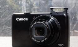 Selling Canon Powershot 90 Letting go due to getting a