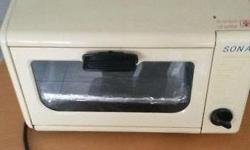 SELLING CHEAP : SONA ELECTRIC TOASTER OVEN (10