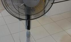 "SELLING CHEAP : SUPER NICE mORRIS 16"" STAND FAN RETAIL"