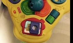 selling excellent condition fisherprice activity