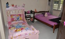 Iam selling Pink Princess Mattress. Can be used