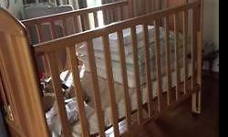 Clearing Baby Things: Selling Infant Cot with mattress