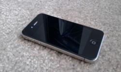 Selling iphone 4- 16 GB- Black Condition- 9/10 - some