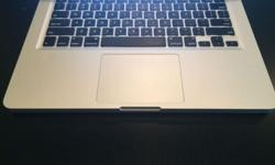 "Selling a Used Macbook Pro 13"" 2.4 GHz Core 2 Duo"