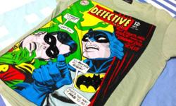 Selling my 'DC Comics Graphic Printed T-shirt' from