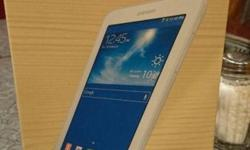 SELLING BRAND NEW WHITE SAMSUNG TAB 3 WIFI SEALED!!