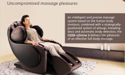 Selling brand new OSIM Udivine S at only $3k! Won this