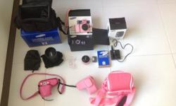 Selling Samsung NX1000 with all items for $600. (See