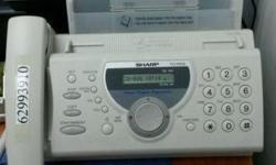 Selling Super Cheap : Sharp FO-P610 Fax Machines Uusal