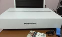 Selling this Macbook Pro box. Condition 10-10. Selling