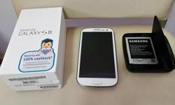 Selling Used 16GB Samsung Galaxy S3 @ $250, good