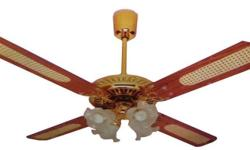 "Selling Very Cheap BRAND NEW 52"" 4 Blade ceiling fan"