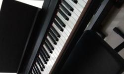 Selling a Yamaha Digital Piano P-105 going for just