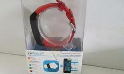 �Selling Zewatch 2 red colour� good condition comes