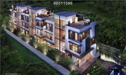 Buy directly from developer 7 7m width, Large bedrooms,