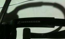 Sennheiser Headphone with mic and head phoneSennheiser